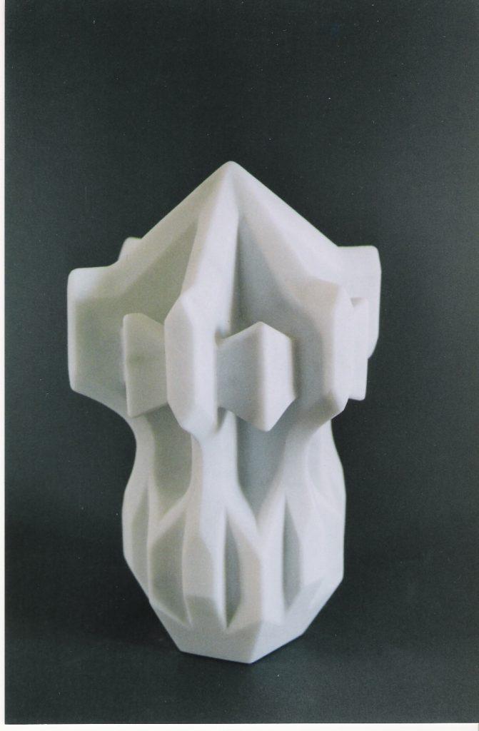 Stone flower 10 / Marble