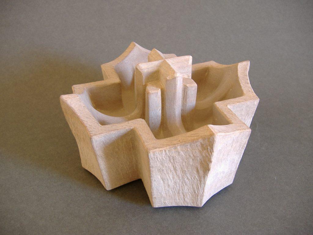 Stone flower 15 / Sandstone