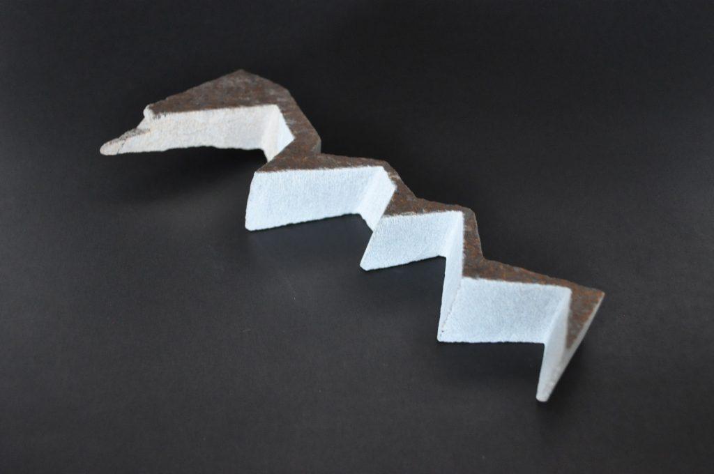 Engraved stone 03 / Sandstone
